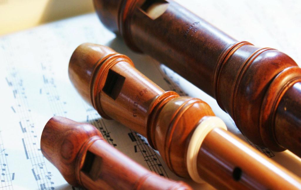 unterricht für querflöte blockflöte klarinette und saxophon